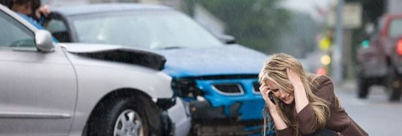 Steps to take after being in a car accident