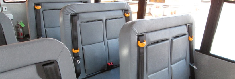 School Bus Seat Belt Bill Not Making Waves