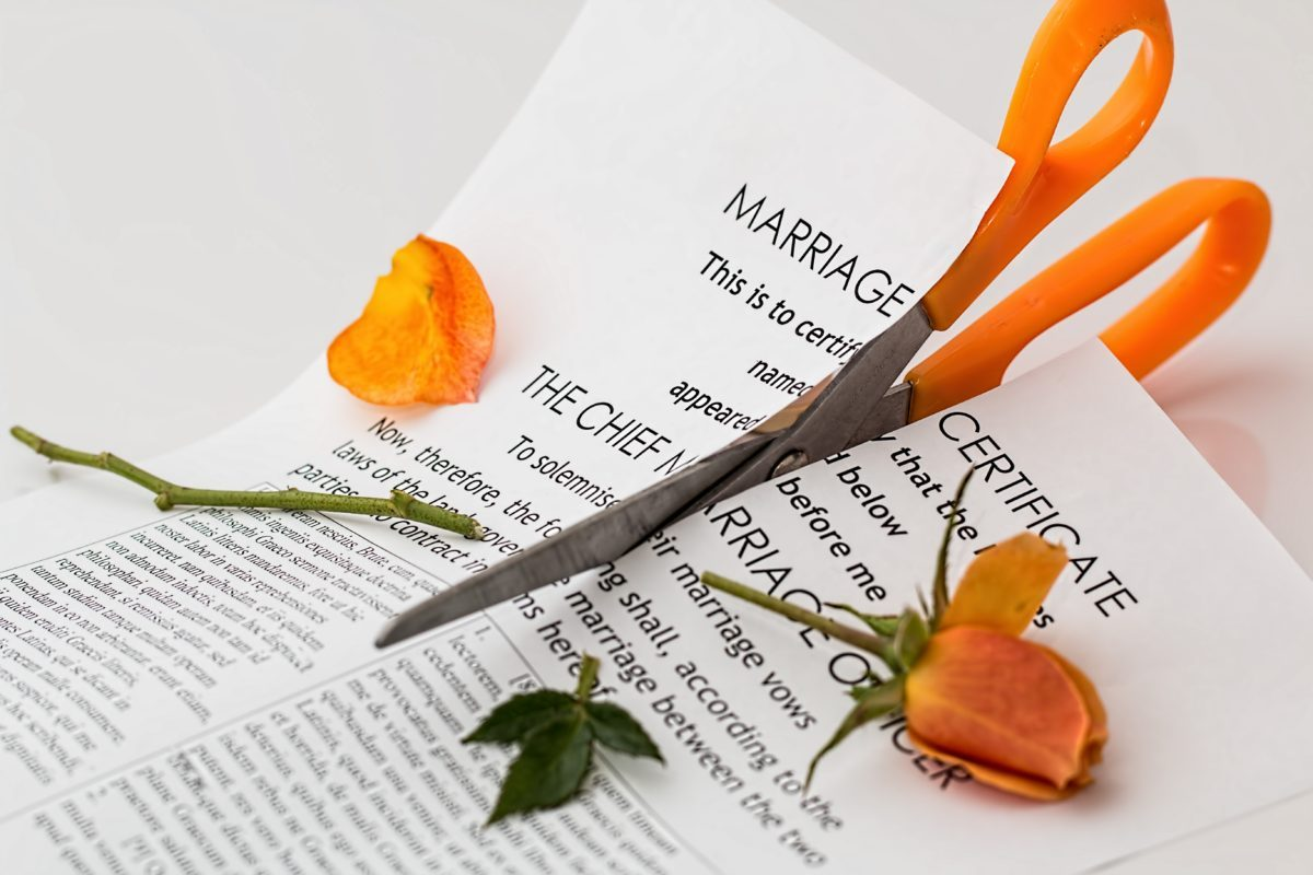 4 things to do BEFORE you file for divorce